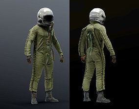 3D model HIGH ALTITUDE FLIGHT SUIT