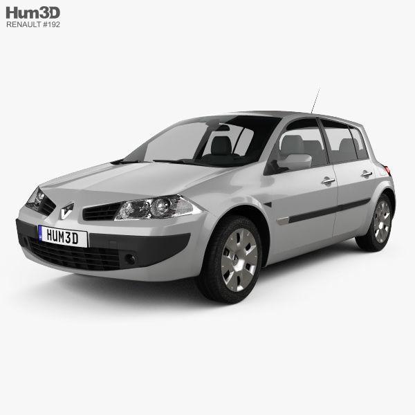 Renault Megane 5-door hatchback 2006