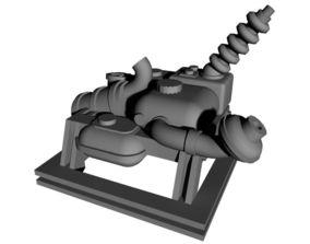 3D printable model 28mm generator