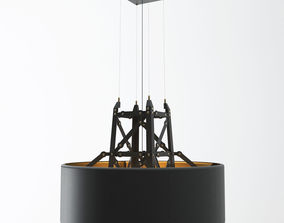 3D model Moooi Construction Lamp Suspended