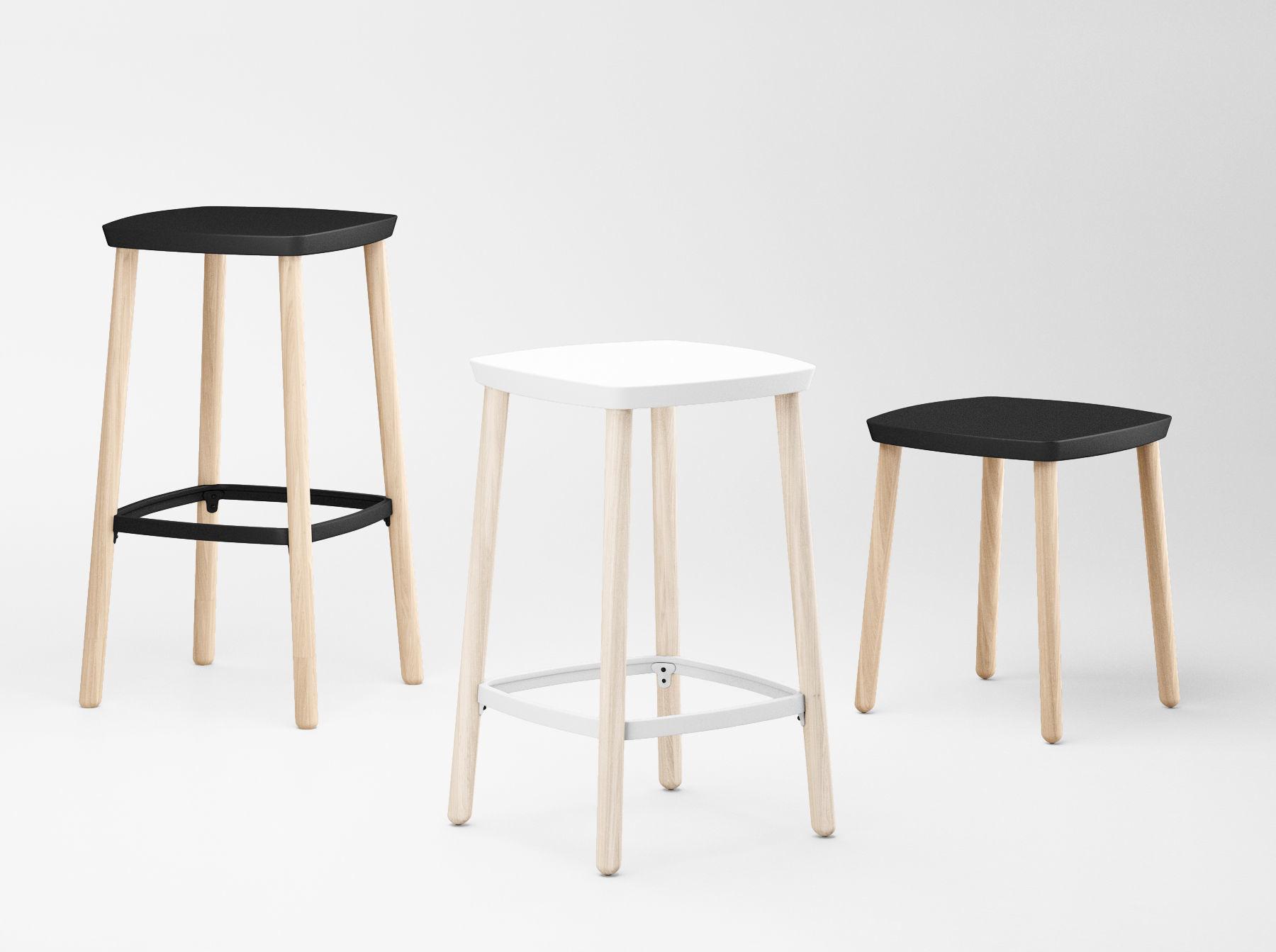 Nau Grain Bar stool