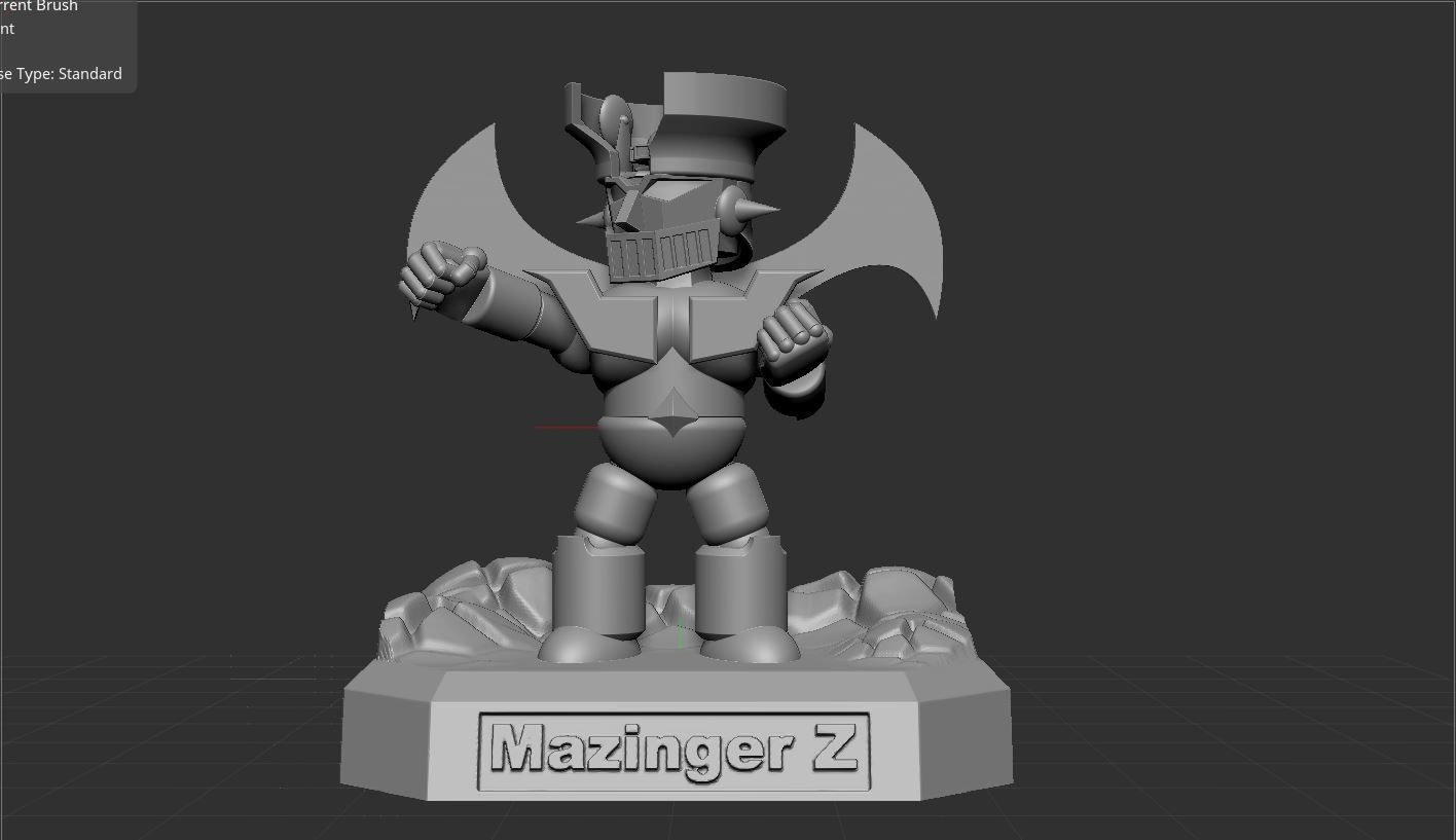 Mazinger Z SD series