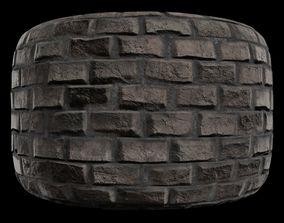 Brick Old v01 Uniform 10x20 Specular Gloss 3D asset 2