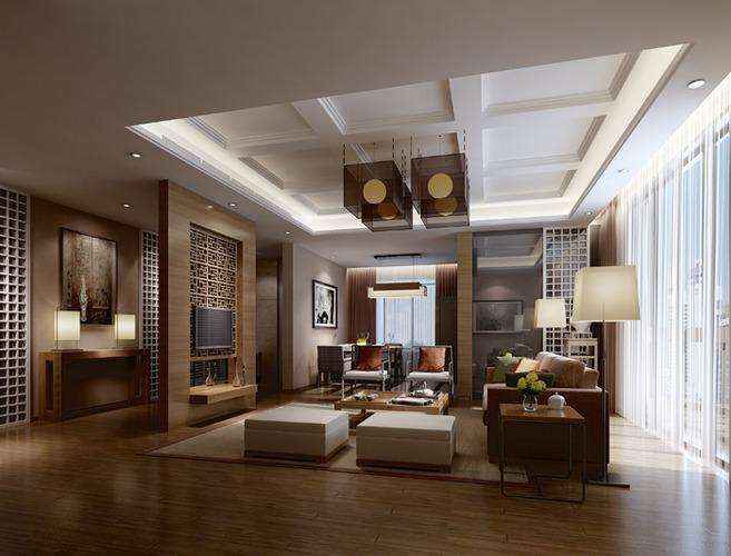 Dining living room 3d model max for Living models