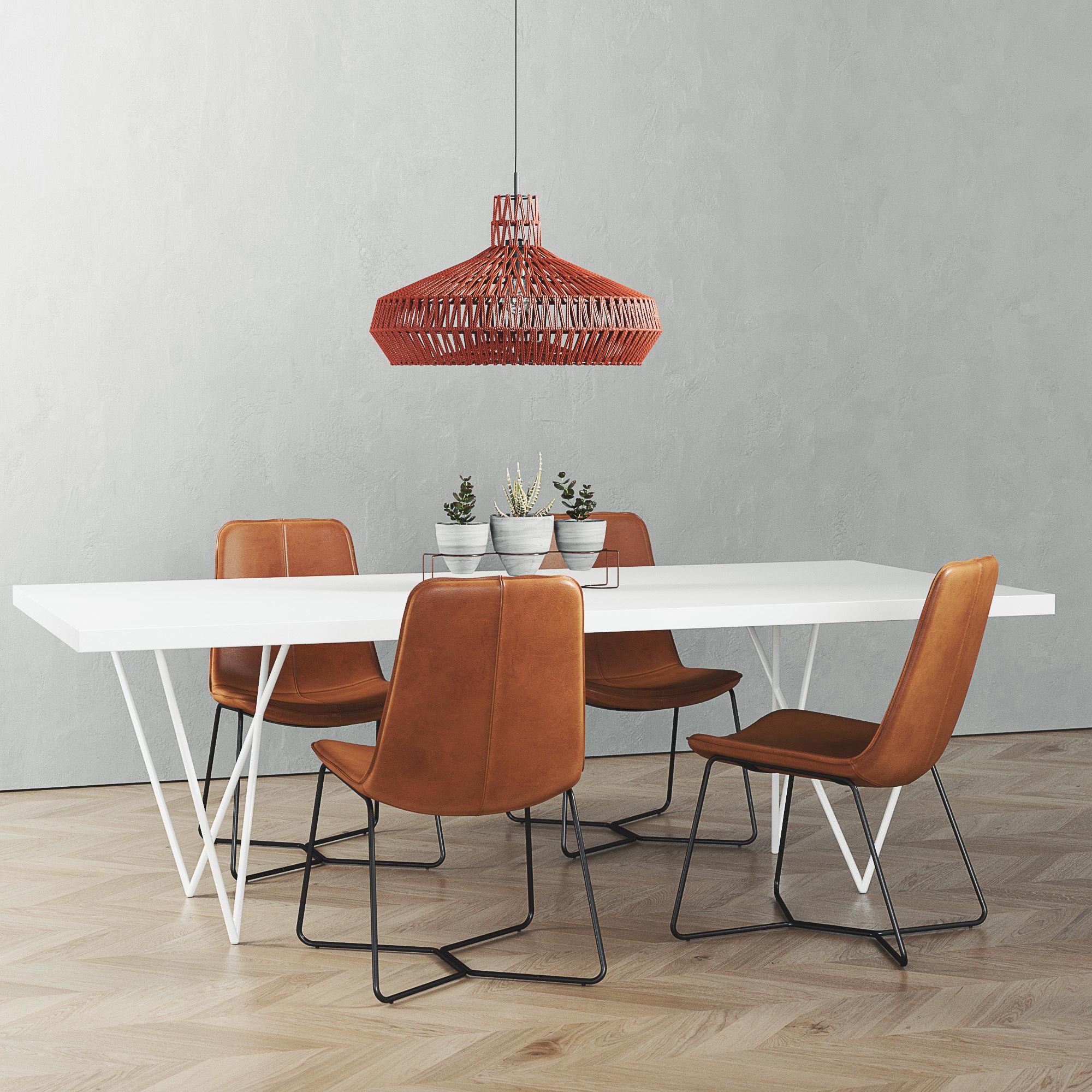 Cb2 Dylan Dining Table Set Model