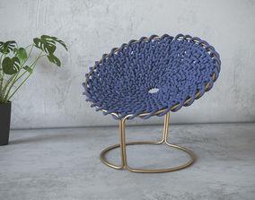 3D Femme chair