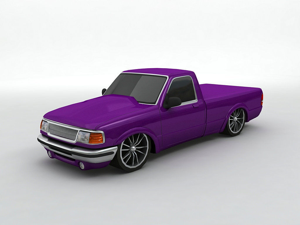 Pickup Truck Street Version