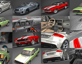 3D Cars Collection Vol 1