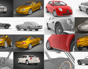 Cars Collection Vol 2 3D