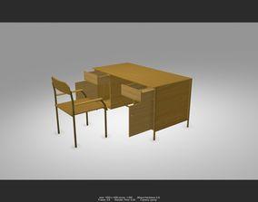 3D asset Table 01