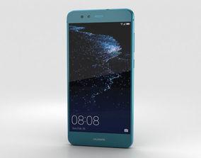Huawei P10 Lite Sapphire Blue 3D