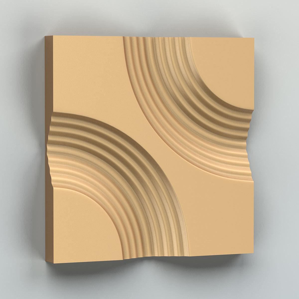 Wall panel 009