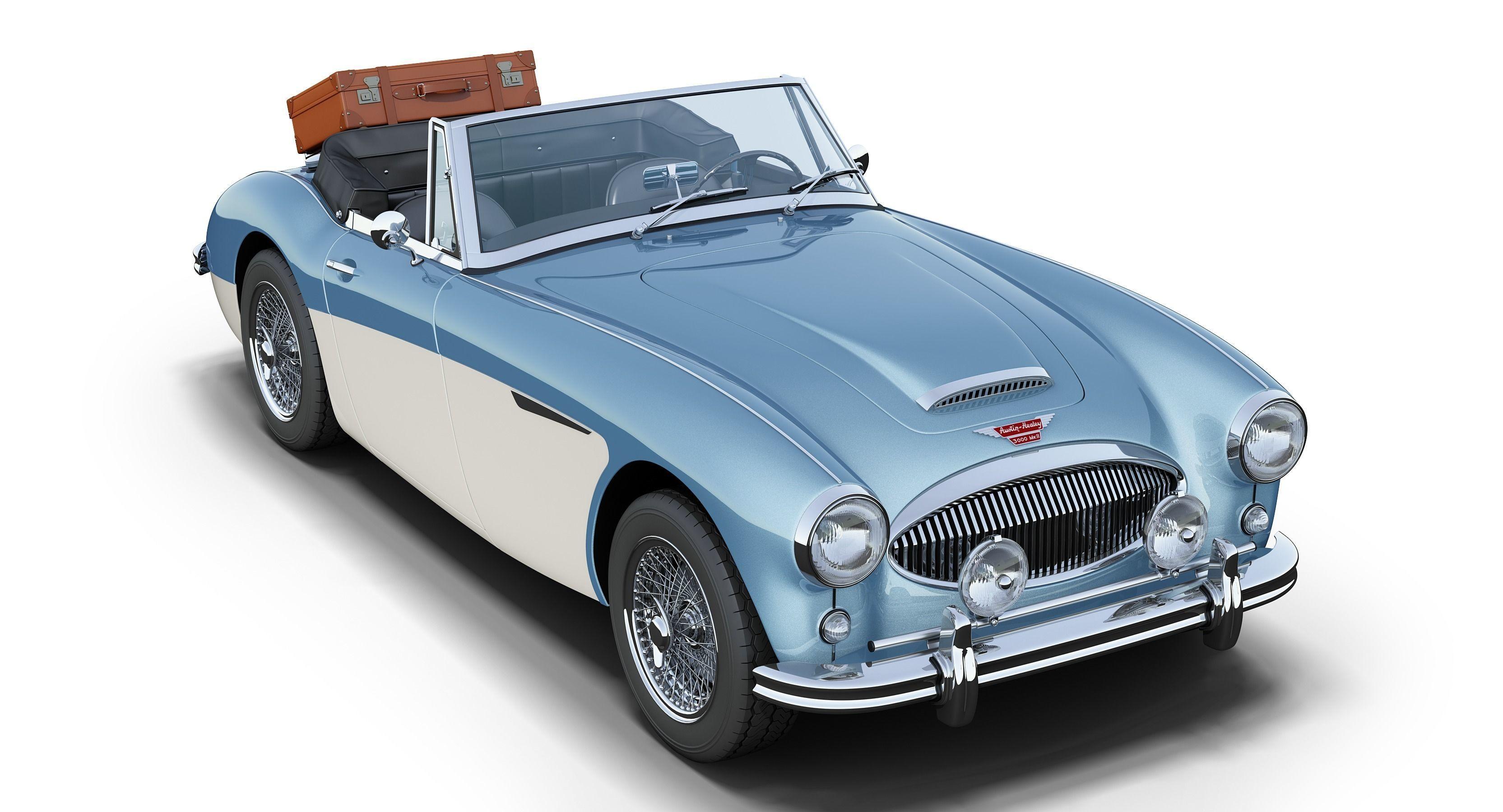 Austin-Healey 3000 MkII