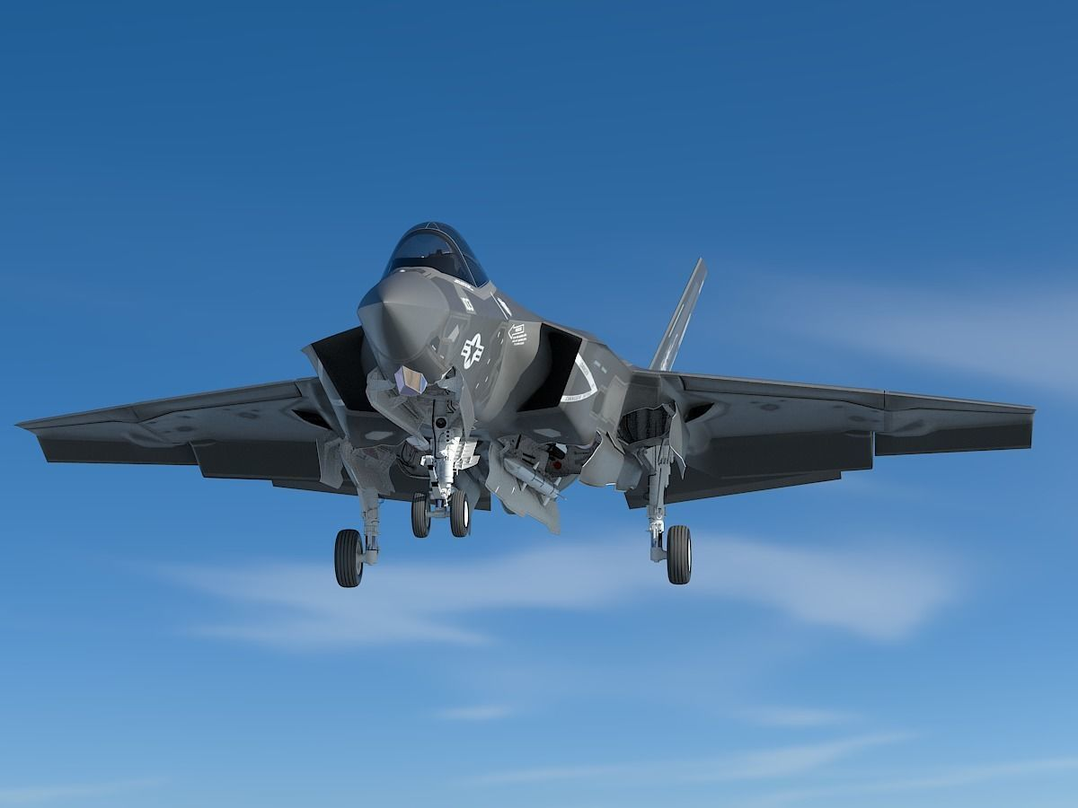 Powerful F35CF