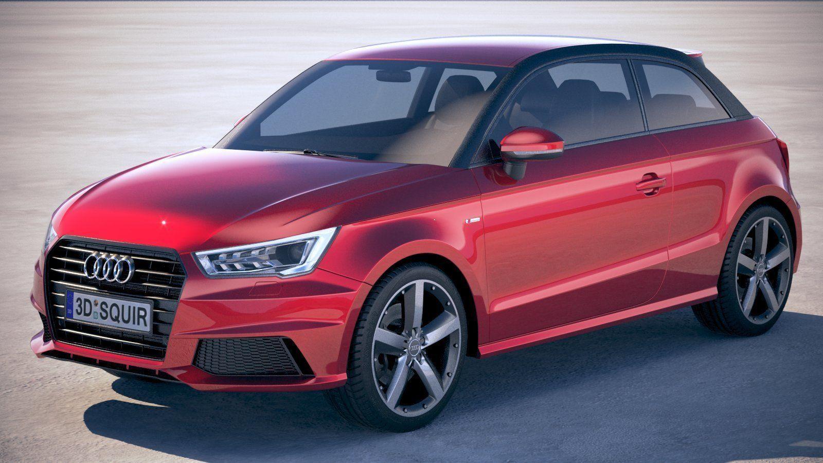 Audi A1 S-line 2017