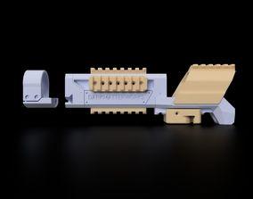 3D printable model MK 23 SOCOM Tokyo Marui long inner 1
