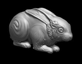 3D print model a Hare