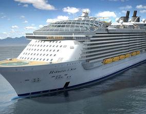 Harmony Of The Seas 3D model