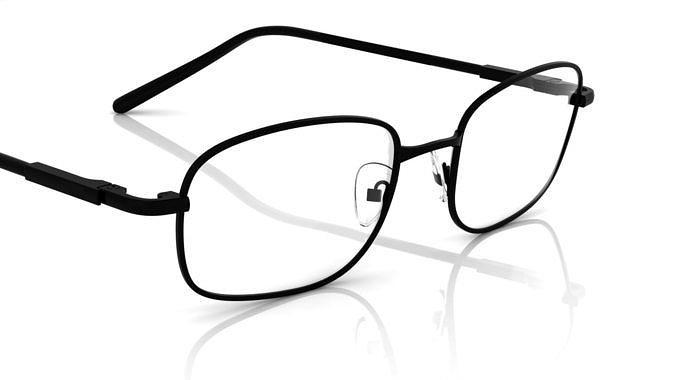 af2d3b54839 eyeglass for men 3d model obj mtl fbx stl 3dm 1 ...