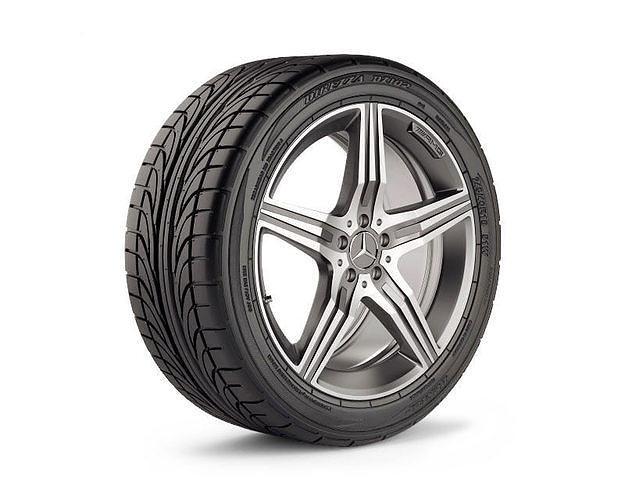 mercedes amg wheel 3d model low-poly max obj mtl 3ds fbx mat 1