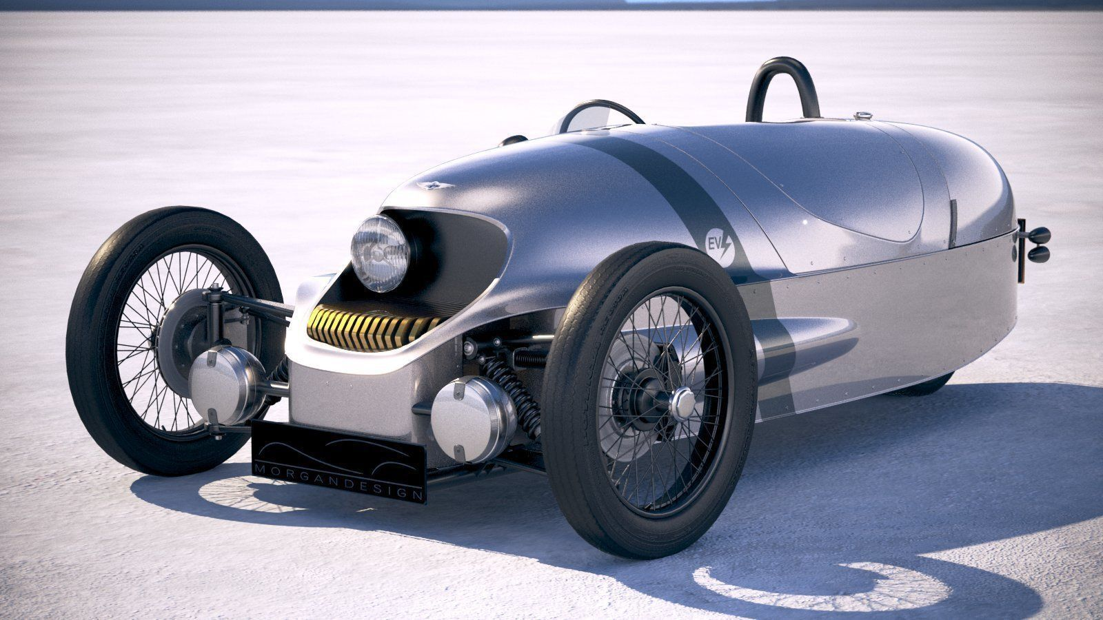 Morgan 3 Wheeler EV3 2018