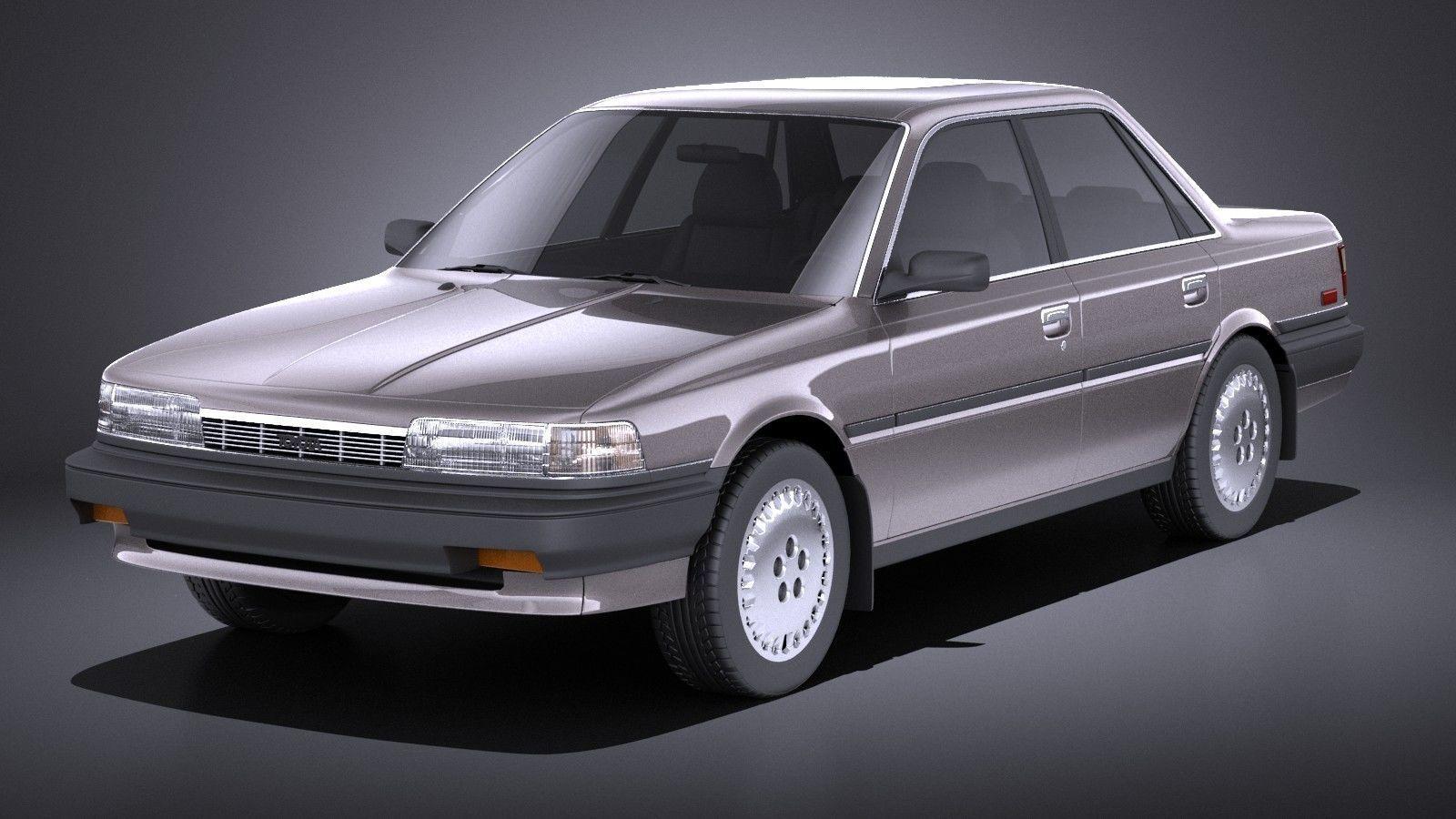 Toyota Camry 1987-1991 VRAY