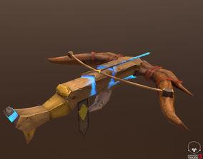 3D asset realtime Crossbow