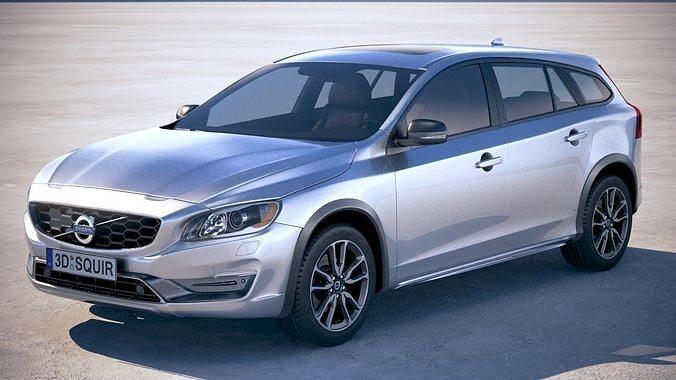 Volvo V60 Cross Country 2016 Model