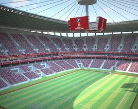 Warsaw National Stadium 3D