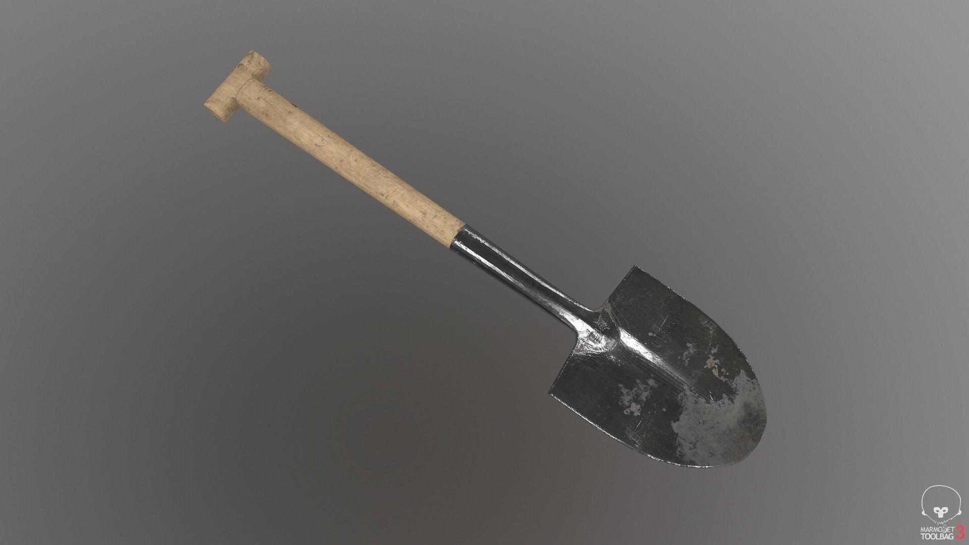 Used Shovel