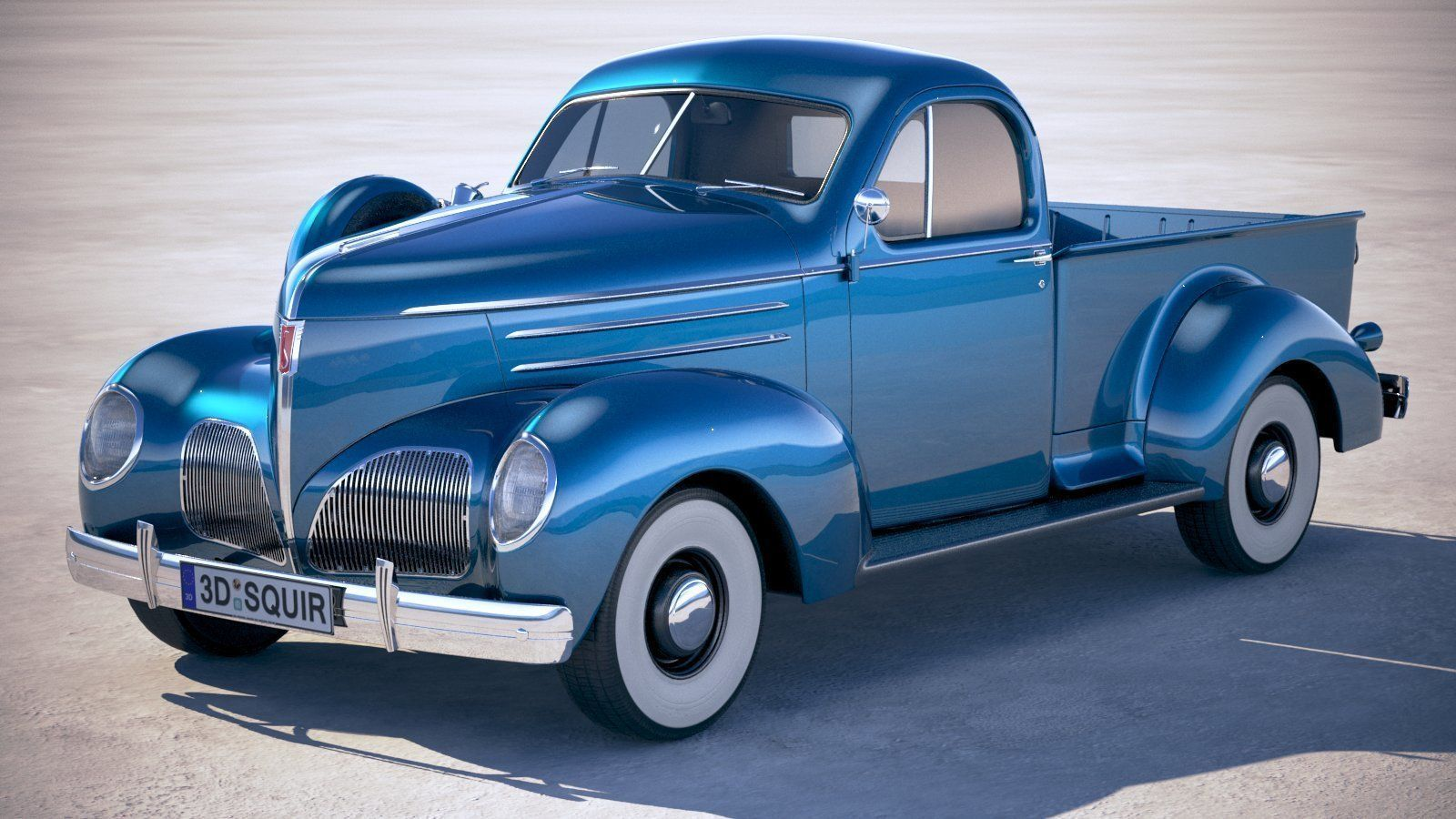 Studebaker Coupe Express Pickup 1939