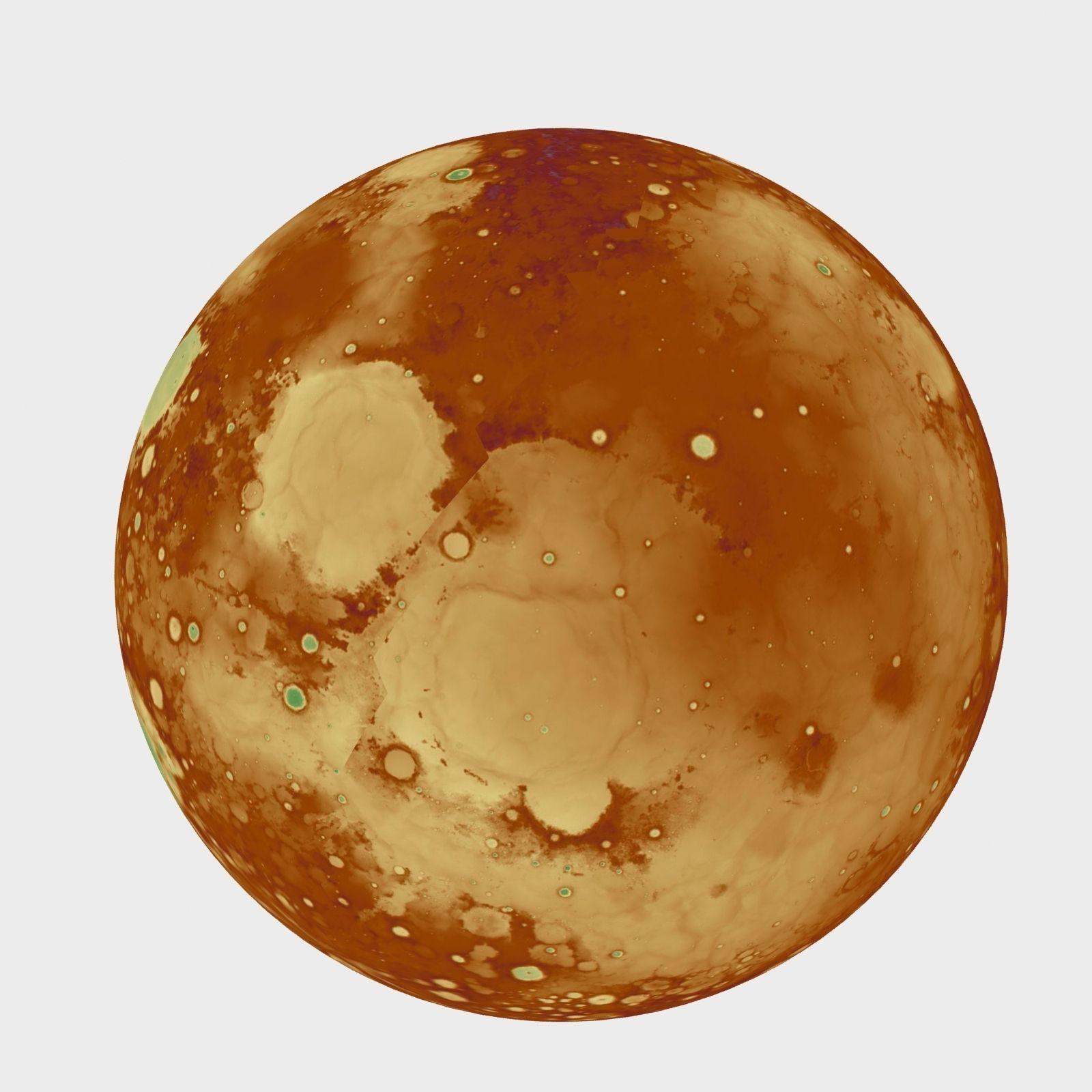 model of planet mars - photo #6