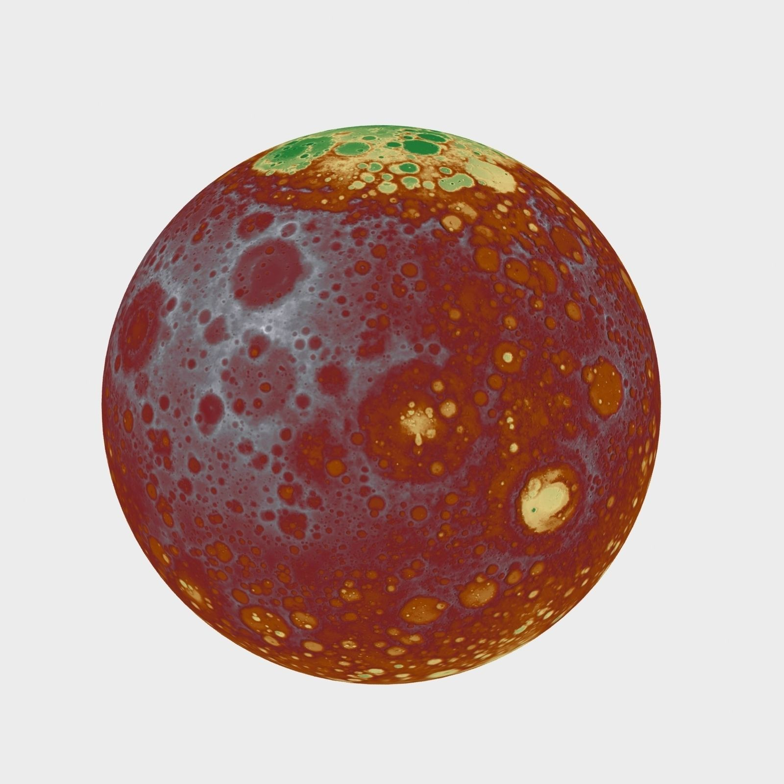model of planet mars - photo #9