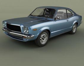 Mazda 818 Grand Familia Coupe 3D model