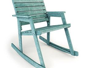 3D model Alexei Rocking Chair