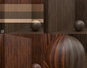 Wood material seamless 3D model