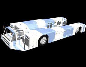 Airplane Truck 3D asset
