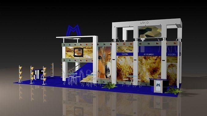 iron expo 01 3d model max obj mtl 3ds fbx tga 1