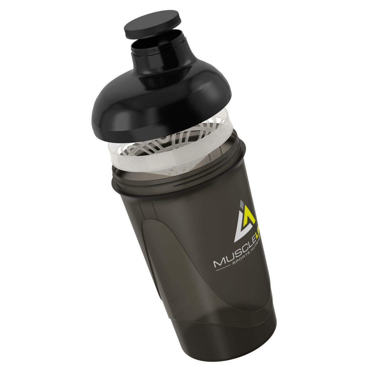 Protein Shaker Mixer - High Detailed
