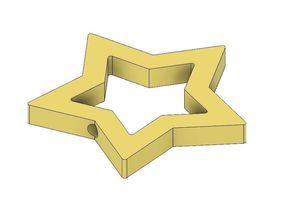 3D print model Rosalina Star Wand Piece