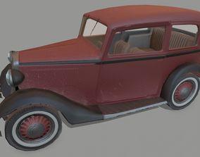 3D asset Fiat 508