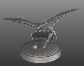 3D printable model oliver atom captain tsubasa