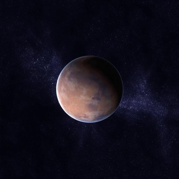 model of planet mars - photo #14
