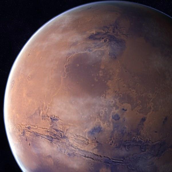 model of planet mars - photo #35