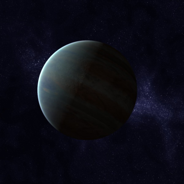 blue giant planet - photo #17