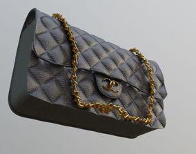 women handbag 3d model