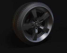 3D tyre hubs wheel