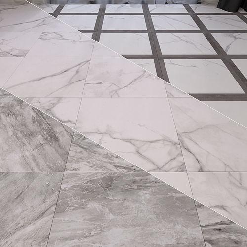 marble floor set 2 3d model max obj mtl fbx 1