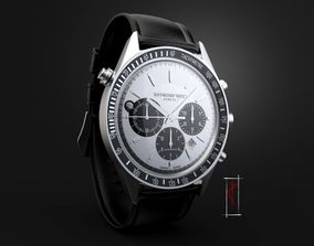 RAYMOND WEIL - WATCH 3D model