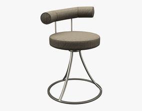 Realistic Chair 018 3D asset